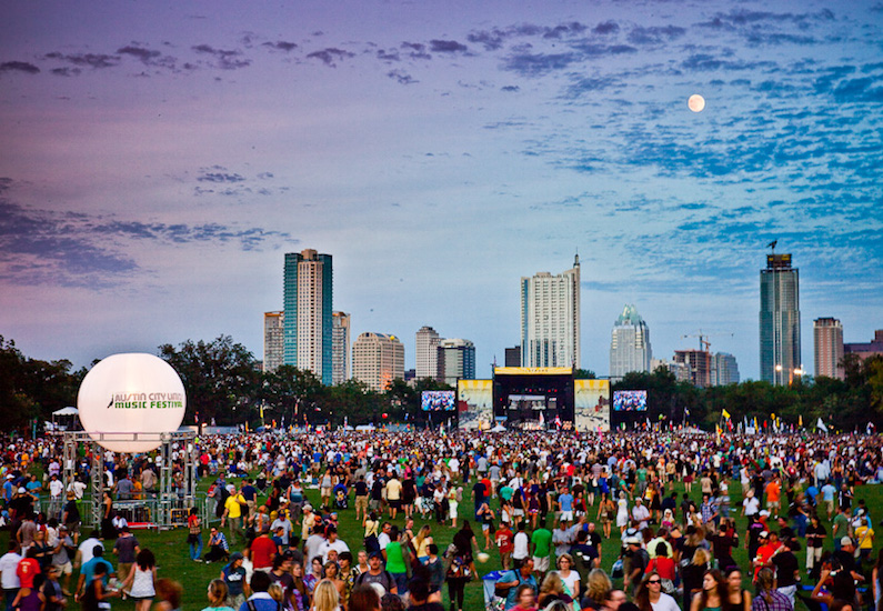 Austin City Limits Music Festival 2017